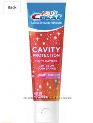 Детская зубная паста Crest kids cavity protection