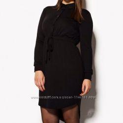 Платье трикотажное на 50 размер