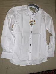 Новая Рубашка для мальчика на 140-146 см