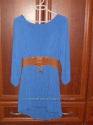 Красивое итальянское женское платье недорого