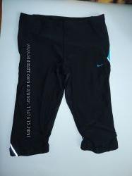 Nike спортивные капри, р-р L , на наш 48-50, оригинал