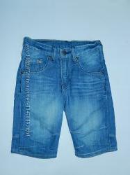 H&M джинсовые шорты на мальчика, 3-4 года, 104 см, идеальное состояние