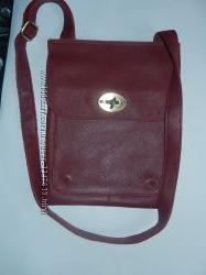 местительная кожаная сумка кросс-боди , формат А5, Rowallan