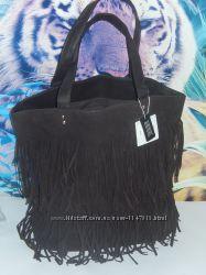 Стильная сумочка с бахромой от New Look , новая