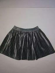 Стильная велюровая юбочка на девочку 2-3 года,98 см от F&F