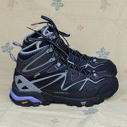 Трекинговые женские ботинки Merrell Capra Mid Sport GTX Gore-Tex J64972 39р
