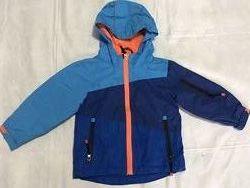 Куртка курточка ветровка с флисом Cool Club 2-3 года