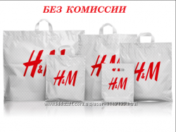 H&M Англия без комиссии.