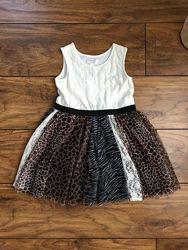 Платье Children&acutes Place, р. 4Т б/у