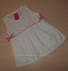 Нарядная блузка, блуза, майка young dimension, 1, 5-2 года, 92 см, Оригинал