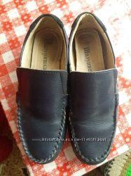 Туфлі шкіряні для хлопчиа