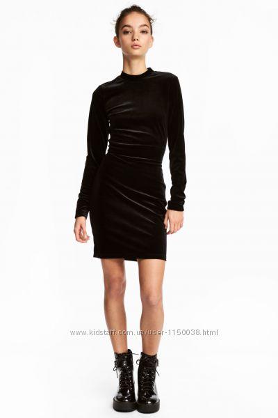 d27befa58e6 платье H M