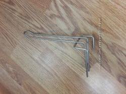 Крючок на торговую сетку. Двойной. 18 см