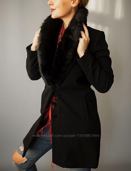 Шерстяное пальто GUESS оригинал L