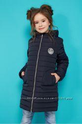 Новая модель куртка для девочки Полли, р-ры 116 - 158. ТМ Nui very