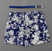 Модная цветная короткая юбка для девочек  5 - 16 лет, Nice Wear 1539