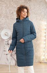 Удлиненная куртка женская размеры 48 - 58, Украина