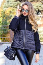Курточка Марлен - стильная новинка от Nui very.
