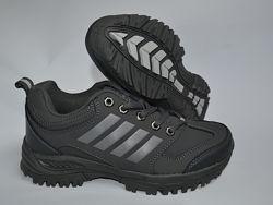 Кожаные кроссовки подростковые для мальчика. BONA