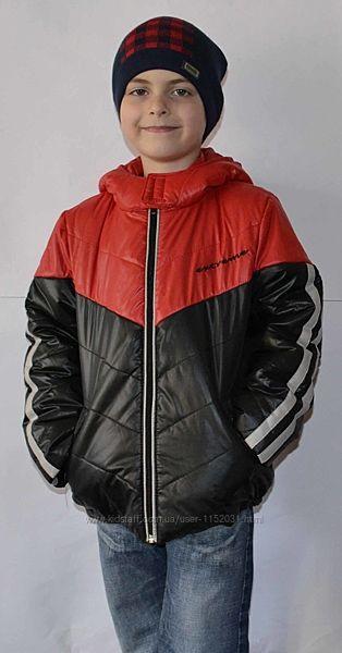 Куртка демисезонная на мальчика рост 116, ТМ Одягайко