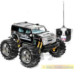 Maшинкa джип Mуcтaнг V8 нa paдиoупpaвлeнии Joy Toy 9009