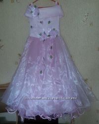 Праздничное платье  Роза
