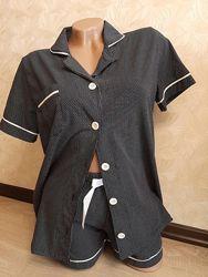 Пижама рубашка шорты Nicolette