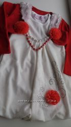 Платье на девочку р. 86