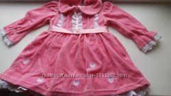 Платье на девочку р. 80
