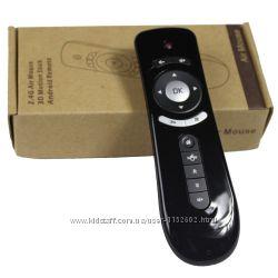 Пульт с гироскопом Fly Air Mouse T2, Smart TV, Android TV, аэро мышь