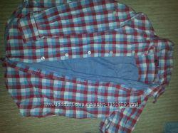Фирменные рубашки на мальчика 9-12 лет