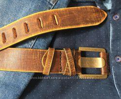 Необычный ремень под джинсы
