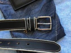 Стильный ремень под джинсы