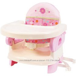 Summer Infant Стульчик-бустер Deluxe Folding Booster Seat от Fisher Price