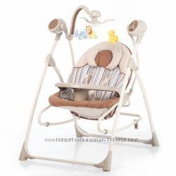 Детская колыбель качели Carello Nanny 3 в 1 CRL-0005 3 положения спинки