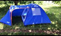 Палатка четырехместная с тамбуром Coleman 1009