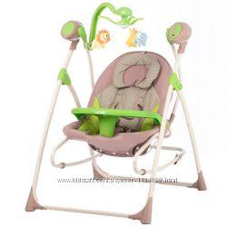 Детская колыбель качели Carello Nanny 3 в 1 CRL-0005 3 положения спинки, 16