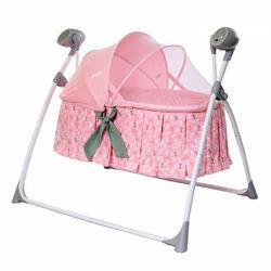 Люлька качели Carrello Dolce CRL7501 Bow Pink