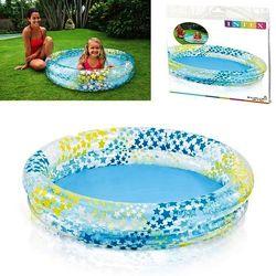 Детский надувной бассейн Intex 59421Звезды размер 122 х 25 см