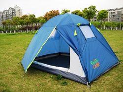 Палатка двухместная Green Camp 1001 В