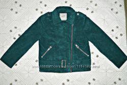 Шикарная стильная куртка Next для модницы