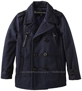 Urban Republic - бушлат куртка на подростка утеплённая