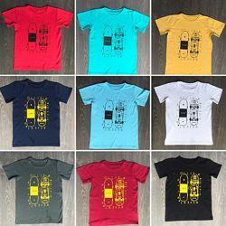 Якісна футболка, якість на 1000, розміри 134.164