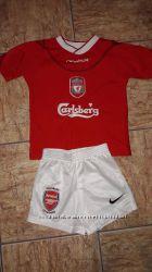 Одежда для футбола 2-4 года