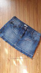 Юбка джинсовая. Сток