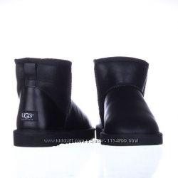 Мужские угги UGG Mens Classic Mini Leather