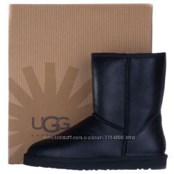 Мужские угги UGG Mens Classic Short Leather