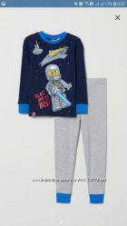 Пижама hm 8 лет
