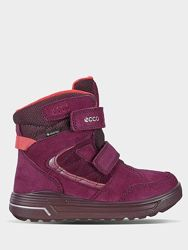 Ботинки сапоги ECCO URBAN SNOWBOARDER gore-tex р. 35