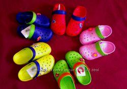 Детские сабо аналог Crocs